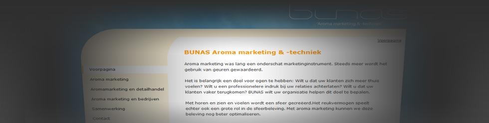 Project: Bunas.nl