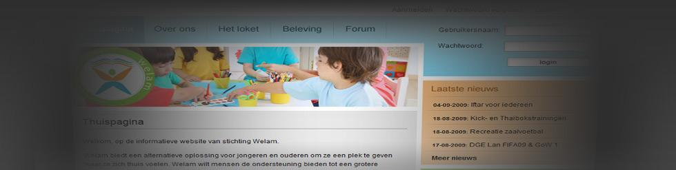 Project: Welam.nl