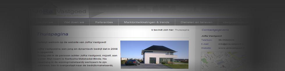 Project: Joravastgoed.nl