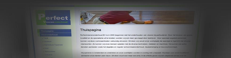 Project: Perfectvloerenonderhoud.nl