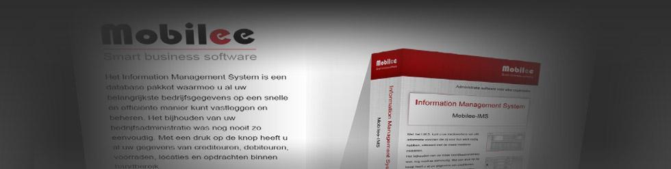Project: Huisstijl: Mobilee-IMS