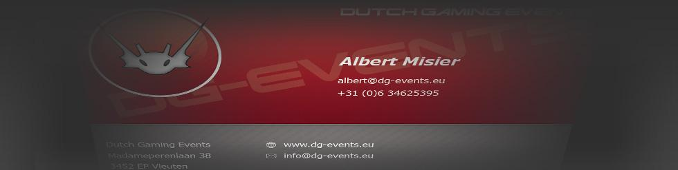 Project: Huisstijl: DG-events