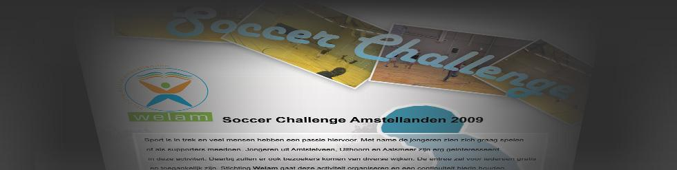 Project: Promotieflyer Welam