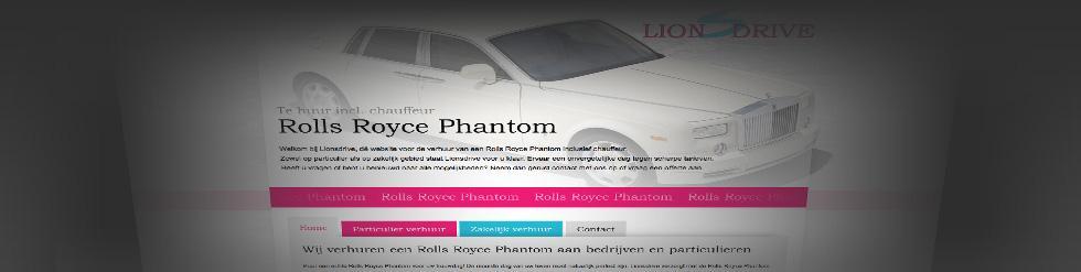 Project: Lionsdrive.nl