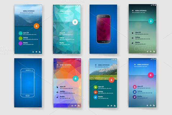 Webdesign trend 2016: material design